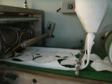 Bandeja de papel automática de la taza que hace la máquina Bandeja de la taza de papel