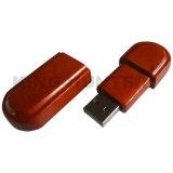Eco友好的な木USBの駆動機構によって個人化される木は低価格をスタックする