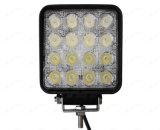 고품질 12V 4.3 인치 48W Offroad LED 일 빛 Bridgelux