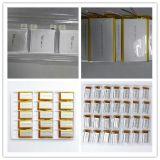 6060100 paquete recargable de alta temperatura de la batería del polímero del litio de 3.7V 5000mAh