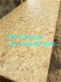 12mm de paredes y techo que cubre los paneles de madera OSB estructural