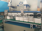 Piccola carta velina ad alta velocità della toletta che fa la linea di produzione della macchina