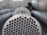 Échangeur de chaleur d'acier inoxydable/pipe/tube sans joint de chaudière pour l'échangeur de chaleur/chaudière (en 10216-5/DIN 17458 1.4301)