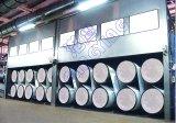 Recuiseuse pour ligne de production de fibres discontinues de polyesters à haute ténacité