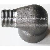 Moulage de forgeage soudés en acier au carbone coude de raccords de tuyaux