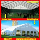 式40X60mのためのカーブの玄関ひさしのテント40m x 60m 60 60X40 60m x 40mによって40
