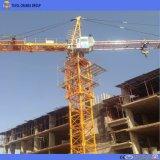 4ton 50m Selbst des Kranbalken-Qtz5008, der Turmkran für Gebäude aufrichtet
