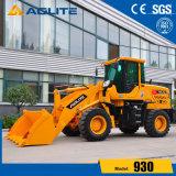 Caricatore del caricatore della rotella anteriore delle attrezzature agricole di Aolite di marca 1.5ton piccolo con Ce