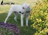 Sailinの農場の塀のための六角形の金網