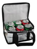 6 يستطيع [ألومينيوم فويل] مبرد حقيبة صغيرة حجم [ثرمل] حقيبة