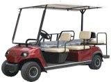 4-местный электрического поля для гольфа автомобиль