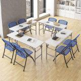 Bibliothèque de table de lecture pliable de meubles de salle de réunion sur la vente