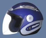 Halve Helm (208-blauw)