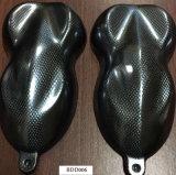 Forme de vitesse pour l'eau de l'impression de transfert de postes indiquent la couleur noire.