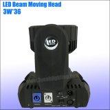 36*3W 소형 이동하는 맨 위 단계 빛 LED
