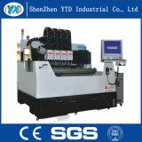 Macchina per incidere di vetro ottico di CNC Ytd-650 con 4 perforatrici