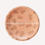 100%년 멜라민 식기류 초밥 격판덮개 오렌지 (CWA006B)