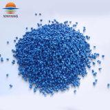 Ampla compatibilidade química Anti-Aging Masterbatch cor azul de PE de PP