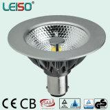 PF> 0.92 CREE Chip tamaño estándar B15 COB 7W Ar70 Licht