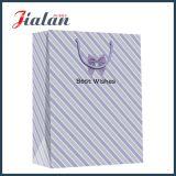 Zoll Wholesales Förderung-preiswertes Firmenzeichen gedruckte Firmenzeichen-Papiertüten