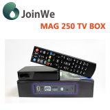 De beste Verkopende Vastgestelde Hoogste Doos van TV van Linux OS IPTV van de Doos Mag250