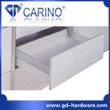 두 배 벽 서랍 시스템 또는 볼베어링 시리즈 서랍 상자 시스템 또는 세로로 연결되는 상자