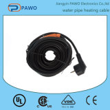 찬 Weather Valve 및 유럽인을%s Pipe Heating Cable 220V