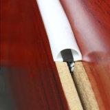 Tipo de Slot de TPE fita de vedação da porta de madeira