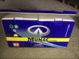 Batterij van het Onderhoud N150mf 12V150ah van Munac de Zwarte Vrije Auto