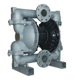 Rd 80 grande fluxo de Aço Inoxidável Bomba de diafragma operada por ar