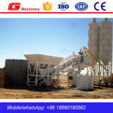 Installatie van de Prijs van de fabriek de Mobiele Concrete 50m3 voor Verkoop