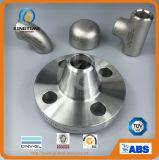 L'acier inoxydable Wn d'ASME B16.5 a modifié la bride avec le service d'OEM (KT0257)