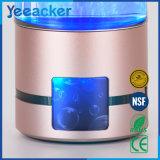 Taza rica del agua del mejor del generador del agua del purificador del recorrido hidrógeno de la botella