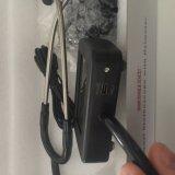 Multifunctionele Visuele Stethoscoop met de Functie van het Alarm van Meditech