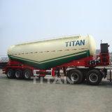 De Aanhangwagen van het Tarwemeel van de Vervoerder van de Bloem van de Tanker van de bloem Voor Verkoop