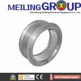 造られたリングの鍛造材のリングは鋼鉄によって造られた部分を造った