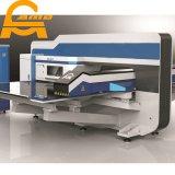 Poinçonneuse de tourelle de commande numérique par ordinateur de tôle d'acier pour la machine de perforateur de presse
