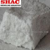Abrasivo fundido blanco del polvo del alúmina
