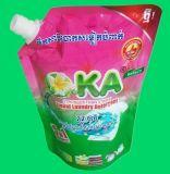 Kundenspezifischer Fastfood- und faltbarer Tülle-Beutel für Wasser-Verpackung
