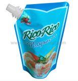 Kundenspezifischer Fastfood- Beutel für Wasser-Verpackung