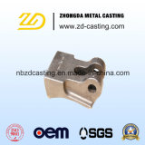 OEM High Manganese Investment Steel Casting