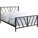 Qualitäts-Metallkönigin-Bett (OL17199)
