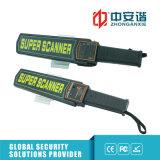 端末/工場点検の再充電可能な携帯用金属探知器