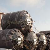 Defensas llenadas espuma cilíndrica para el vaso/el barco de la nave