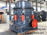 Trituradora hidráulica del cono del mineral/del adoquín de hierro HP-300 para la industria de la mina (talla 70-300Feed)