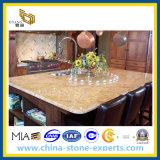 Natuurlijke Opgepoetste Countertop van het Graniet van de Keuken voor Huis en Hotel