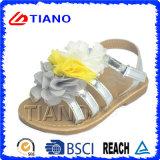 Nieuw pvc Crastal Sandals van Fashion Flat voor Girl (TNK50016)