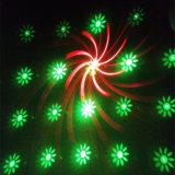 Disco Rg mini mehrfaches Abbildung-Laserlicht