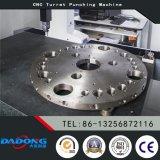 Macchina per forare della torretta di CNC del regolatore T50 della Siemens per la fabbricazione della lamiera sottile