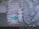 De witte Kristallijne Melamine van het Poeder voor het Verfraaien van Platen, amino-Plastic, Coherente Agent